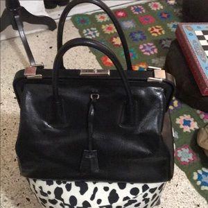Authentic Prada Madras Cerniera Bag